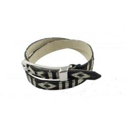 armband van leer merk  Rove