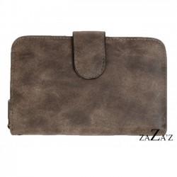portemonnee in kleur brown